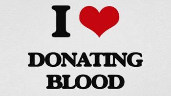 Permalink to: Blood Donation
